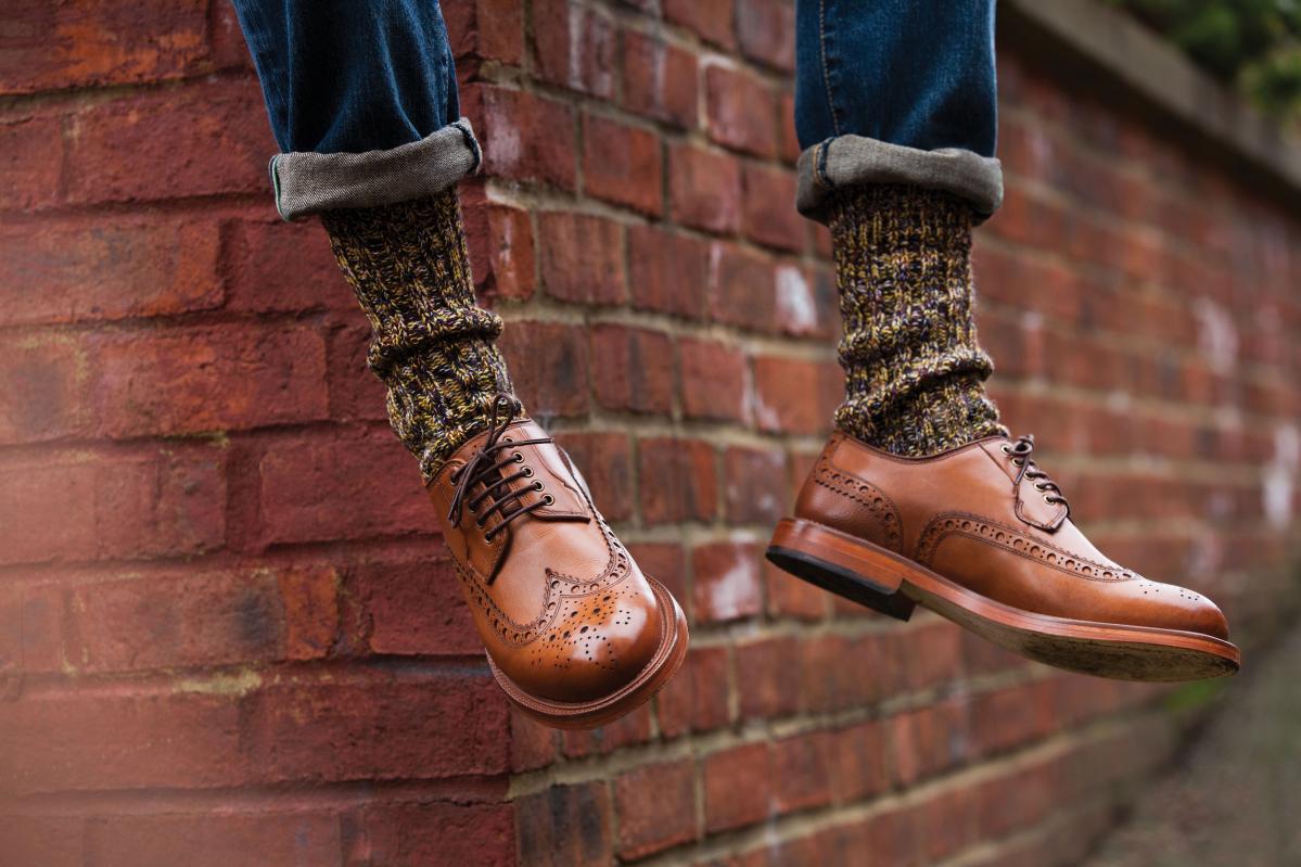 Chaussure O'Connor par Hudson