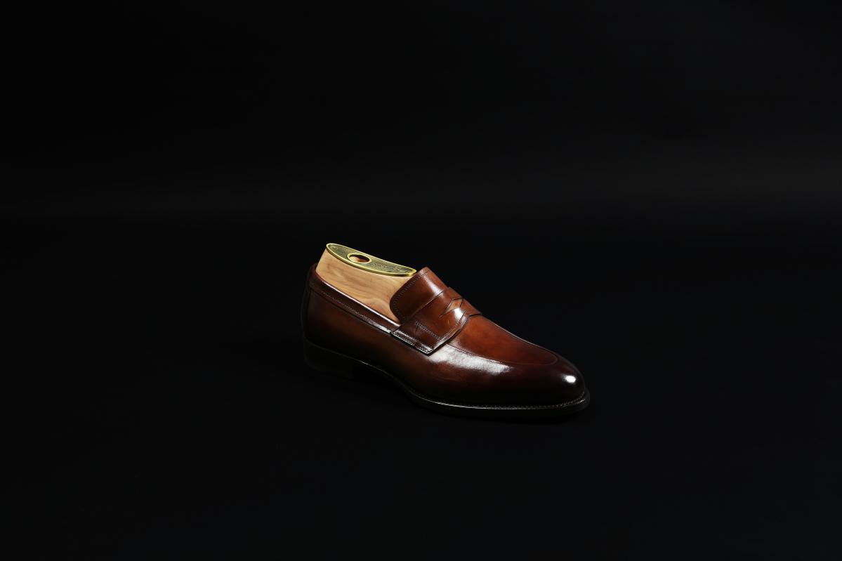 Santoni Loafer 15580