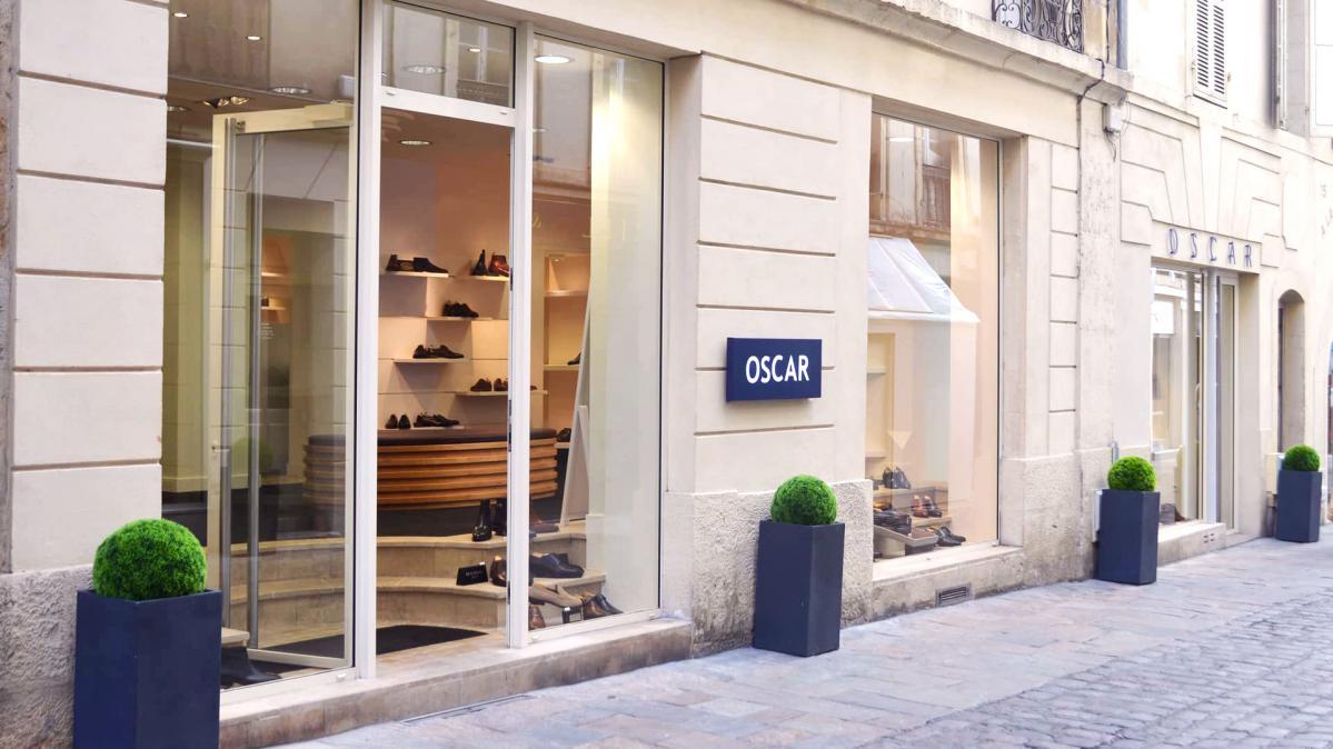 Oscar Chausseur à Dijon